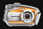 Olympus underwater cases for every occasion... - Digital cameras, digital camera reviews, photography views and news news