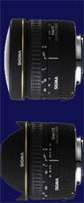 Sigma announces two new DG FishEye lenses - Digital cameras, digital camera reviews, photography views and news news