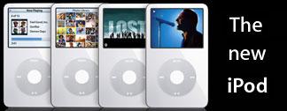 Apple's new iPod displays album artwork & photos - Digital cameras, digital camera reviews, photography views and news news