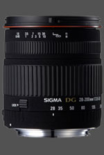 New Sigma 28-200mm F3.5-5.6 DG Macro lens - Digital cameras, digital camera reviews, photography views and news news