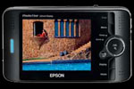 Epson launches P-4000 multimedia storage viewer - Digital cameras, digital camera reviews, photography views and news news