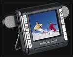 Minox entertainment with the new Minox DMP-2 - Digital cameras, digital camera reviews, photography views and news news