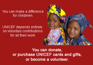Support UNICEF, you can make the difference - Digital cameras, digital camera reviews, photography views and news news