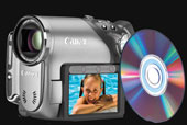 Get 4 Mp stills with Canon's new DC40 camcorder - Digital cameras, digital camera reviews, photography views and news news