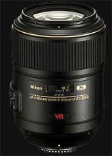 Nikon unveils macro lens with Vibration Reduction - Digital cameras, digital camera reviews, photography views and news news