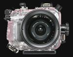 Olympus PT-E02 underwater case for the E-330 - Digital cameras, digital camera reviews, photography views and news news