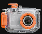 Casio underwater housings EWC-60 & EWC-70 - Digital cameras, digital camera reviews, photography views and news news
