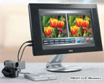 Trends in Multimedia monitors - Wide is beautiful - Digital cameras, digital camera reviews, photography views and news news