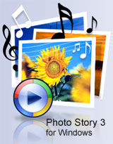 albums & viewers - Windows Photo Story 3 - Digital cameras, digital camera reviews, photography views and news cool tools
