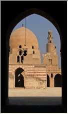Ibn Tulun Mosque - Copyright © 2007 by Alex Torres