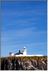 Farne Lighthouse - Copyright © 2007 by David Gresham