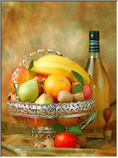 Fruit Bowl - Copyright © 2007 by Bazbag