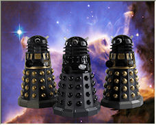 Dalek!! - Copyright © 2007 by visible