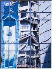 Building as seen by Dali - Copyright © 2007 by bac