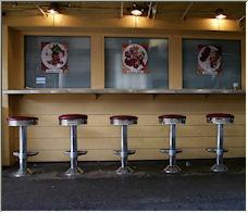 5 seats, no waiting - Copyright © 2008 by Ricks