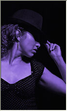 Woman with hat - Copyright © 2008 by Alexto