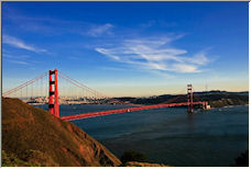 The golden Gate - Copyright © 2008 by Steve