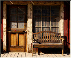 Paramount Ranch: dressed - Copyright © 2008 by Ricks