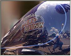 Harley Davidson - Copyright © 2008 by EddieF