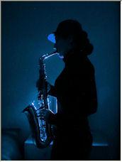 Saxophonist - Copyright © 2008 by Alexto