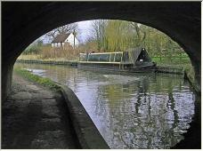 canal bridge - Copyright © 2008 by graham farrell
