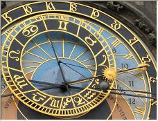 clock face - Copyright © 2008 by graham farrell