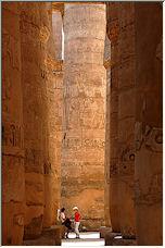 A break by the columns - Copyright © 2008 by Alexto