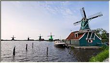 Zaanse Schans - Copyright © 2008 by Tom Elst