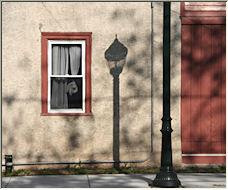 Wall shadows - Copyright © 2008 by Cwy332