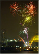 fireworks - Copyright © 2006 by gary mcghee