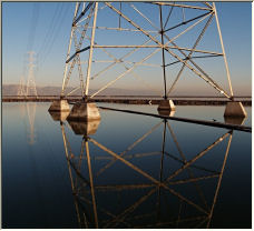 Power at the Golden Hour - Copyright © 2006 by Rick Smith
