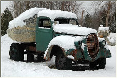 Old Truck - Copyright © 2006 by Julie Christiansen