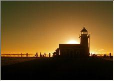 lighthouse - Copyright © 2006 by Nathan Widmann