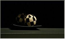 Harlequin ball - Copyright © 2006 by Jesús Daniel Martínez Alday