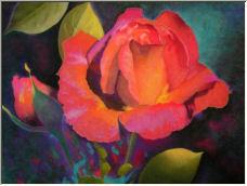 Rose - Copyright © 2006 by Debbie Benz