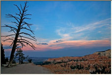 Bryce Canyon Sunset - Copyright © 2006 by Wayne Pinkston