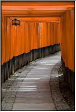 Fushimi Inari Shrine - Copyright © 2006 by Tracey Taylor