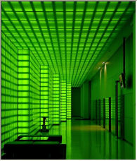 The Green Room - Copyright © 2006 by Aaron Pritchard