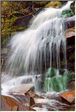 water fall - Copyright © 2006 by shafaq ahmed