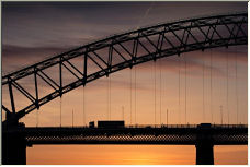 runcorn bridge - Copyright © 2006 by gary mcghee