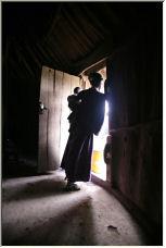 Masai Home - Copyright © 2006 by Wayne Pinkston