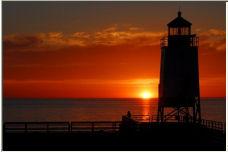 Sunset for a Good Friend.... - Copyright © 2006 by Julie Christiansen