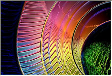 Glass Vibrations - Copyright © 2006 by Shirley Cross