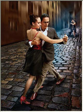 Tango Malevo - Copyright © 2006 by Luis Steinberg