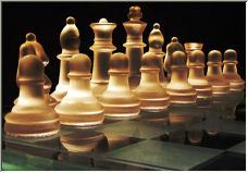 Ghostly Chess - Copyright © 2006 by Carl Richards