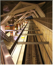L.A. Red Line Station - Copyright © 2006 by Rick Smith