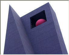 Tower above Pershing Square - Copyright © 2006 by Rick Smith