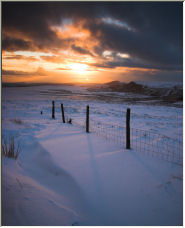 Axe Edge Moor - Copyright © 2007 by Charlie Whiskey