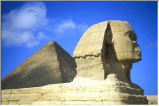 Egypt - The Sphinx - Copyright © 2007 by Carlo Donati