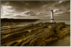 perch rock - Copyright © 2007 by geezer